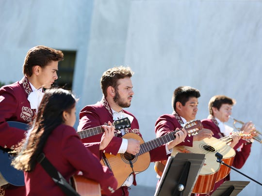 Hispanic Heritage Day is 10 a.m. to 2 p.m. Sept. 16 at the Oregon State Capitol. Free.