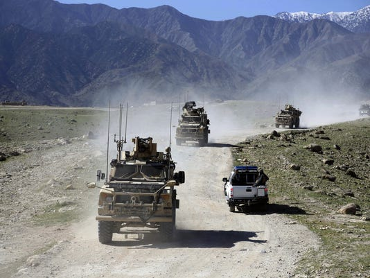 Afghanistan US Troop Surge (2)