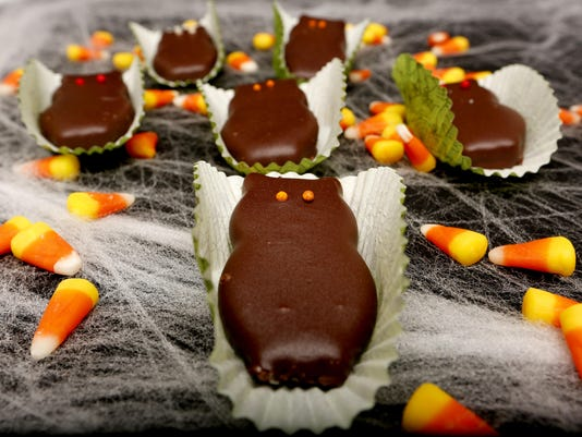 Want to make your own Halloween candy? Here are four candy recipes