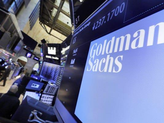 Goldman Sachs Taxes