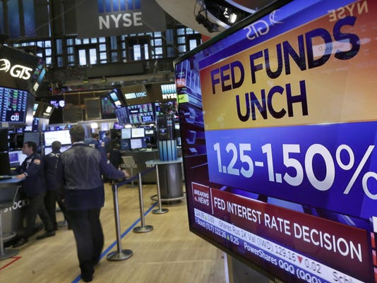 Financial Markets Wall Street Federal Reserve