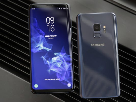 Samsung Galaxy S9,Samsung Galaxy S9 Plus