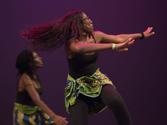 The Nukporfe African Dance and Drumming Ensemble will perform May 10 at Binghamton University.