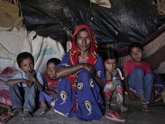 Yemen Mothers