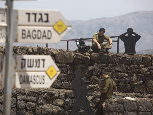 Israel Fortifies Defenses In Golan Heights After US Abandons Iran Nuclear Deal