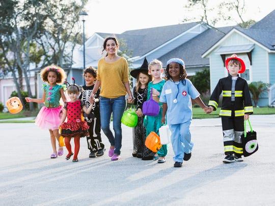 DIY Halloween Costumes Getty