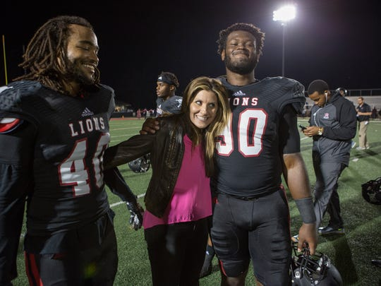 'Last Chance U' star Brittany Wagner on her bold next step and the rift with Buddy Stephens