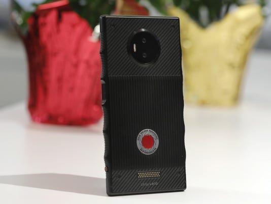 Holographic Phone