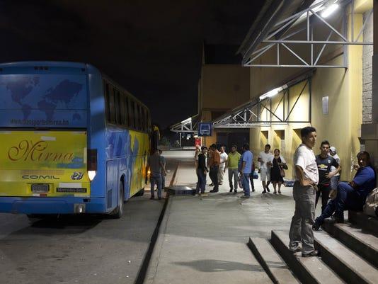 Honduras Migrant Caravan The Returned (2)
