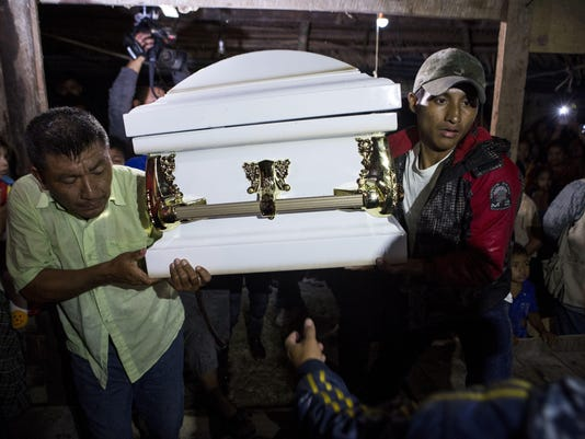 Guatemala Child Dead Border Patrol (2)