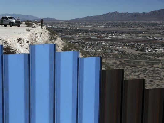 Child Dead Border