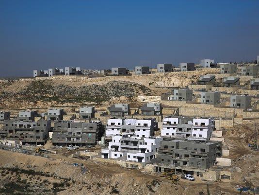 Israel Settlement Surge (2)