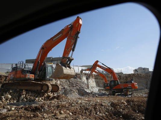 Israel Settlement Surge