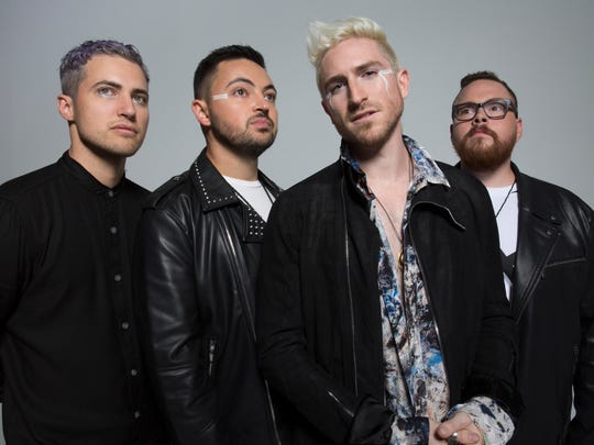 Walk the Moon performs Monday at the State Theatre of Ithaca.