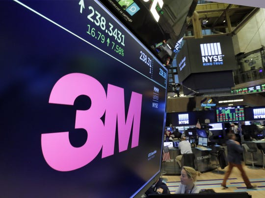 A profound slump in manufacturing and a trade war that has slowed economic growth in China has led to a second round of layoffs at 3M, the Minnesota company that makes Post-it notes as well as industrial coatings and ceramics.