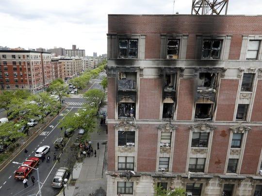 Fatal Harlem Fire