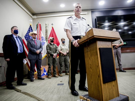 Maj. Gen. Scott Efflandt has ordered personnel at Fort Hood to stay out of Travis County and other major metropolitan areas in Texas to stymie the spread of COVID-19.