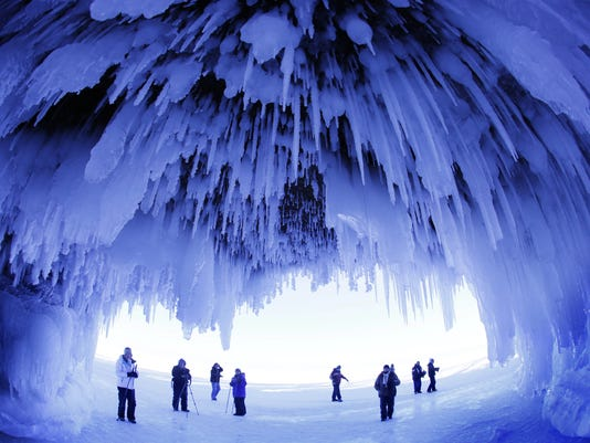 Ice Caves 1