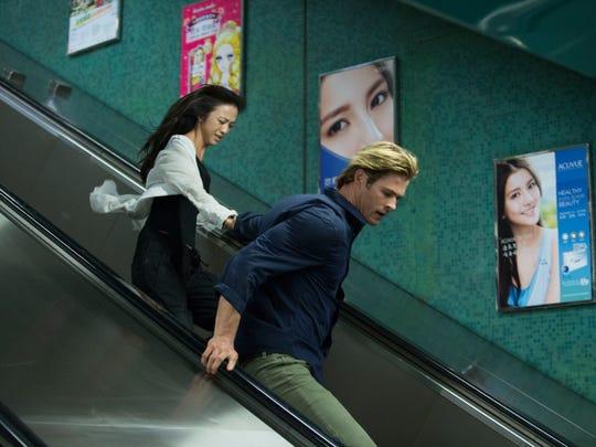 """Blackhat"" hits theaters Jan. 16."