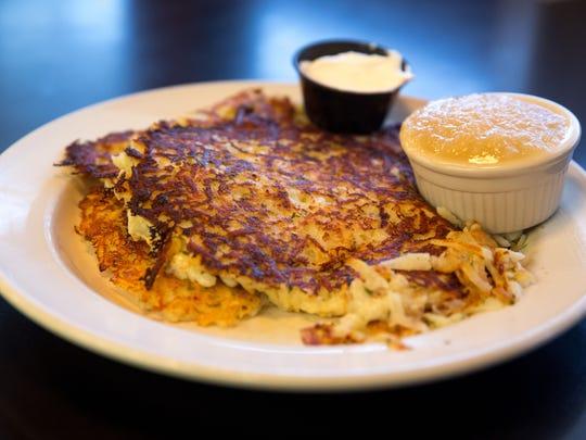 Drake Diner: Potato Pancakes