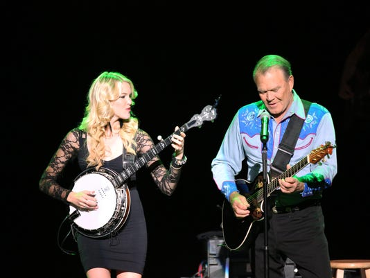 Ashley Campbell Glen Campbell