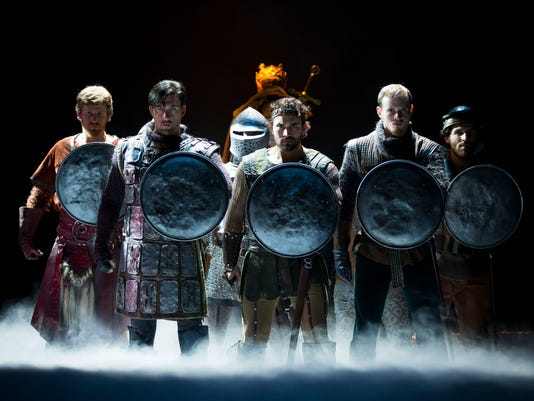 -CAMELOT 20 - The Company of Camelot - The Knights of the Round Table (Photo.jpg