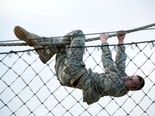 80th Training Command Best Warrior Competition 2015