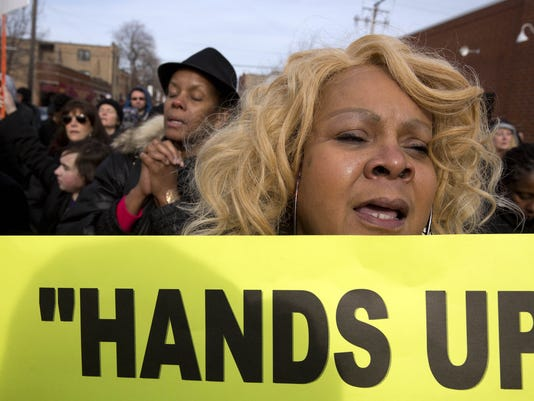 Chicago Area Churches Join Nationwide Protests Over Recent Grand Jury Decisions