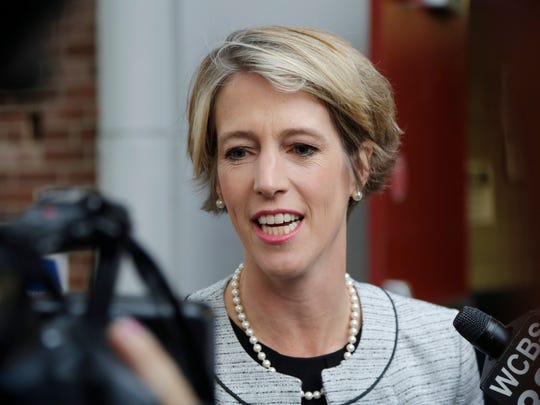 Zephyr Teachout is the Democratic nominee for Congress in New York's 19th District.