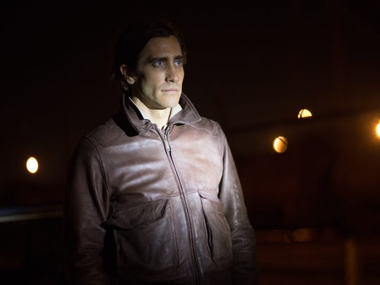 """In this image released by Open Road Films, Jake Gyllenhaal appears in a scene from the film, """"Nightcrawler."""""""
