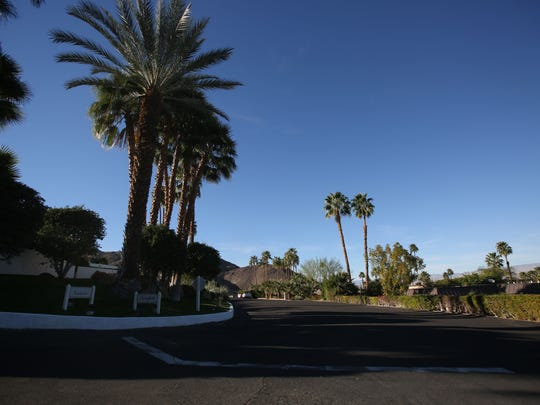 The quiet hills of Thunderbird Heights have hosted President Obama at least once before.