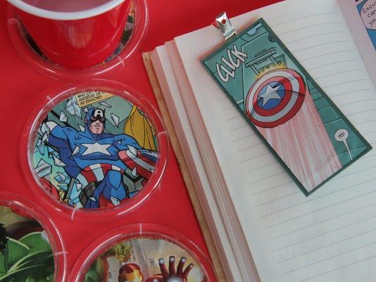 SAL0923-comic book crafts main
