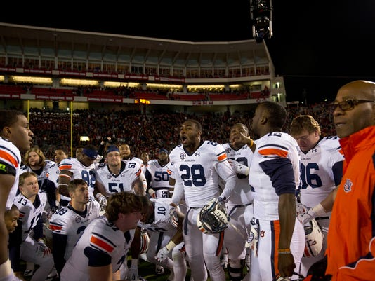 Auburn Mississippi Football