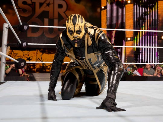 Goldust and his tag-team partner, Stardust, are headed to Springfield.