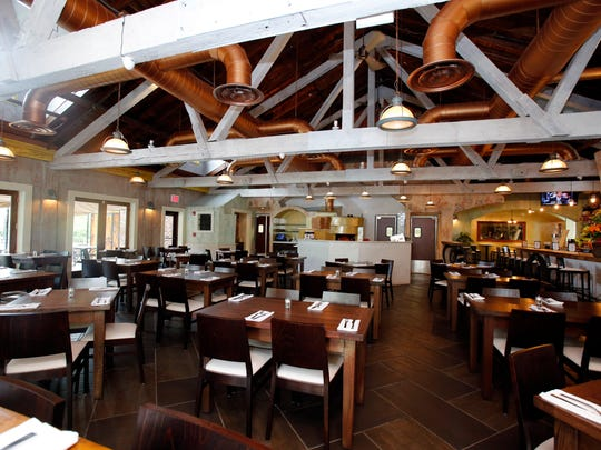 Zero Otto Nove in Armonk is designed in the same style as its sister restaurant on Arthur Avenue.