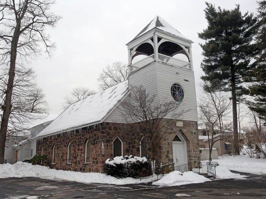 St. Charles African Methodist Episcopal Zion Church in Sparkill.