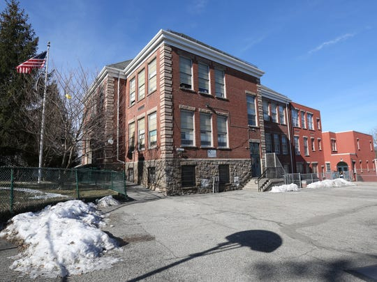 The 112-year old School 17 on Midland Avenue in Yonkers.