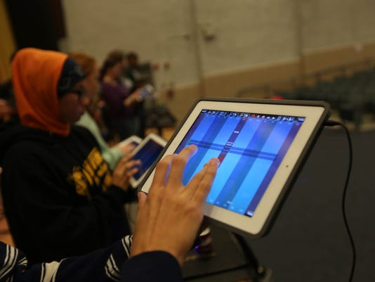 WIL 1120 iPadMusic