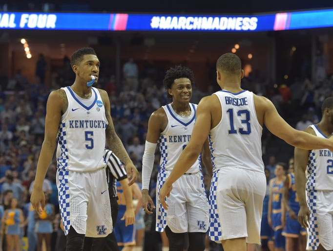 No. 2 Kentucky Wildcats: Defeated Northern Kentucky,