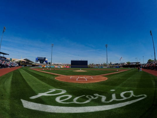 Seattle Mariners spring training schedule 2017