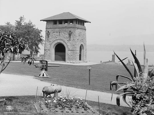 The Tower of Victory at Newburgh.