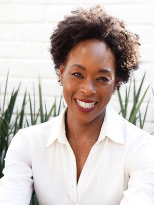 Author Margot Lee Shetterly will give a keynote speech at New Mexico State University April 3, 2017.