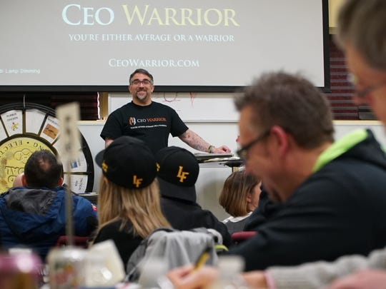 CEO Warrior, a business mentoring, training and coaching service for service business owners, will host its last Warrior Fast Track Academy event for the year from Sept. 19 to 22.
