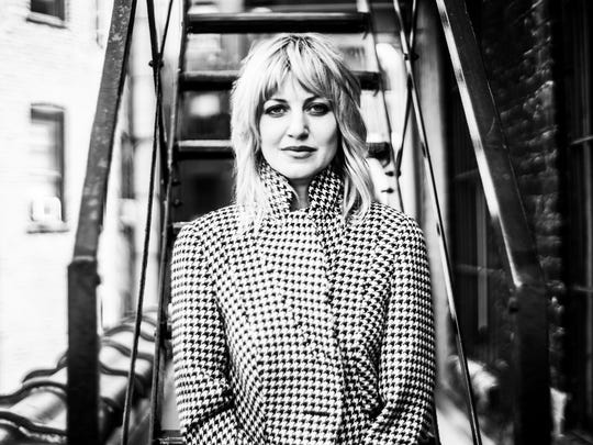 Vermont-born singer-songwriter Anais Mitchell concludes the weekend's sets at the United Methodist Church on Sunday.
