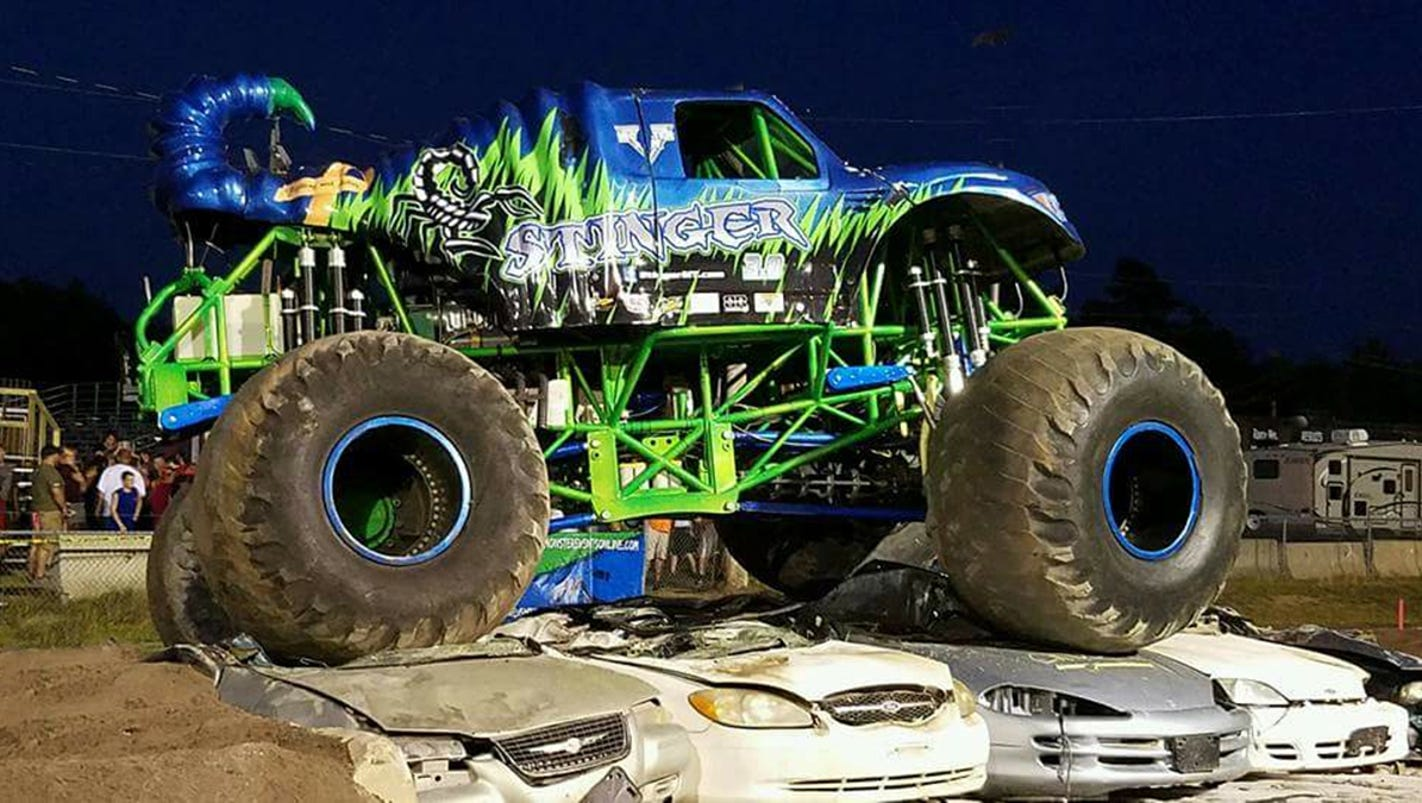 monster trucks motocross jumpers headed to 2017 york fair. Black Bedroom Furniture Sets. Home Design Ideas