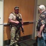 News 8 reporter recalls Garland shooting