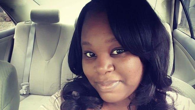 Edwina Thomas, 34, died Jan. 22, 2016, in Memphis.