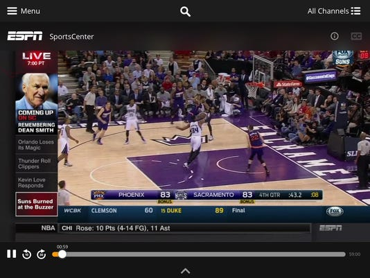 Sling TV streaming-video service open for business