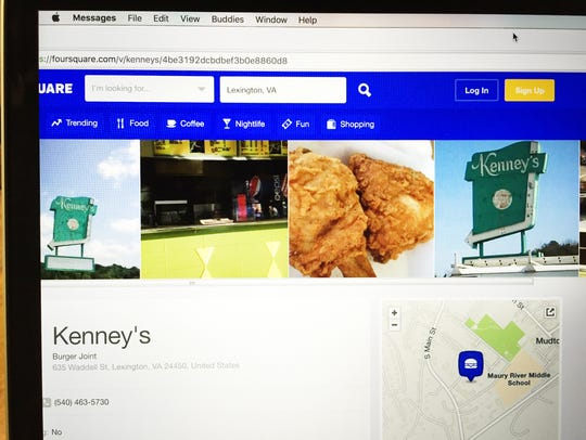 Kenney's still has locations in Lexington and Buena