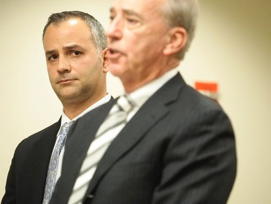 3 ex- Edison cops sentenced in payback plot over DUI